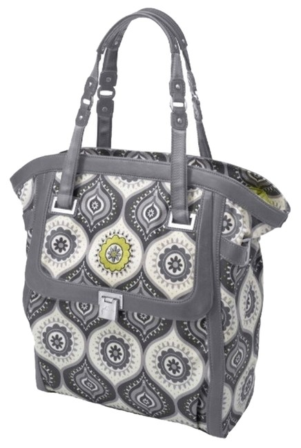 Item - Carryall Pewter Continental Tote
