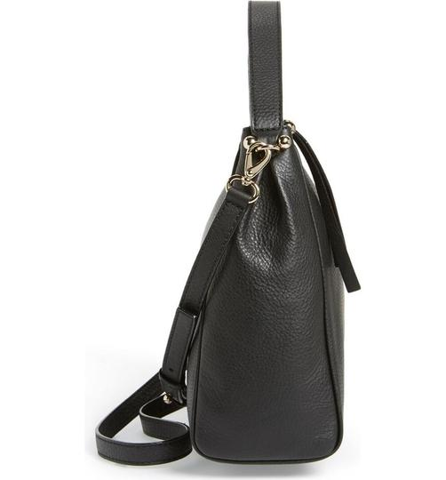 Kate Spade Charles Street Small Heaven Leather Crosbody Hobo Bag Image 2