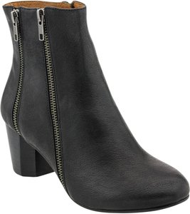 Gentle Souls Low Heel Black Boots