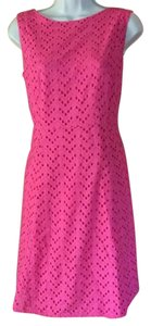 Liz Claiborne Eyelet Bbq Dress