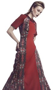 HOT!COUTURE by Sara Di Salvo Evening Embroidered Embellished Fancy Dress