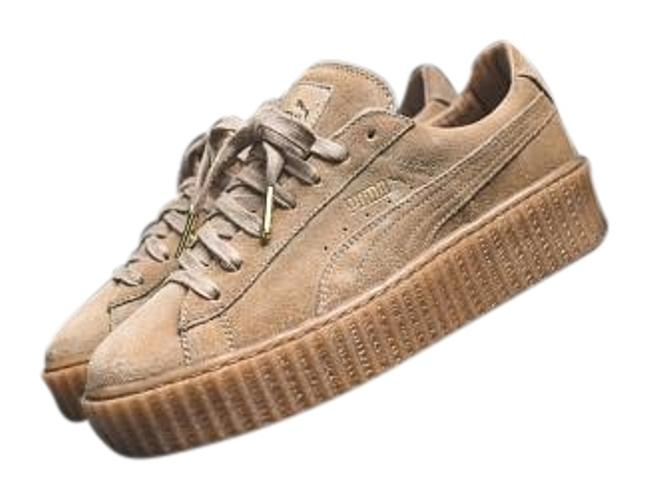 Item - Suede Creepers Athletic Shoes