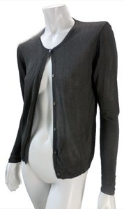 Banana Republic Semi-sheer Button Up Cardigan