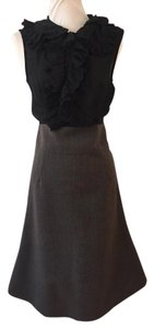 Marc by Marc Jacobs Sheer Top A-line Skirt Work Date Night Dress