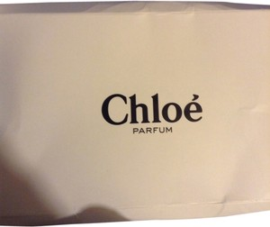 Chloé 100% Authentic Chloe cosmetic bag