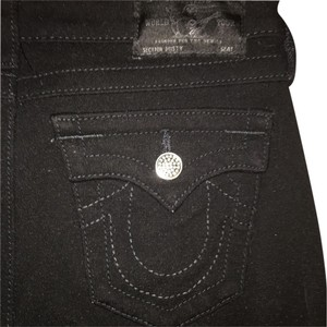 True Religion Skinny Pants Black
