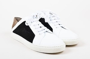 Vince Black Taupe White Athletic