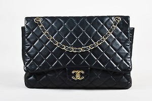 Chanel Leather Classic Shoulder Bag