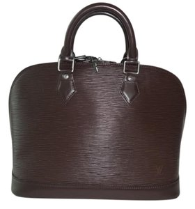 Louis Vuitton Tote in Chocoloate Brown