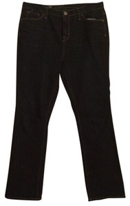 Mossimo Supply Co. Boot Cut Jeans-Dark Rinse