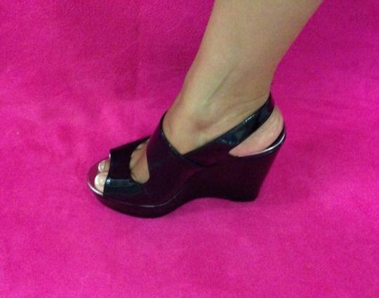 Unlisted by Kenneth Cole Black Wedges