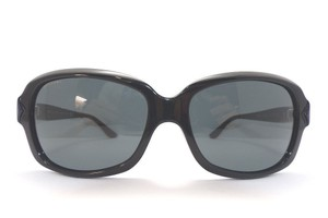 BVLGARI BVLGARI Sunglasses Black and Amethyst Blue Frame