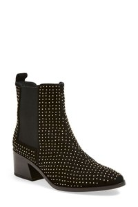 Alice + Olivia Studded Black Boots