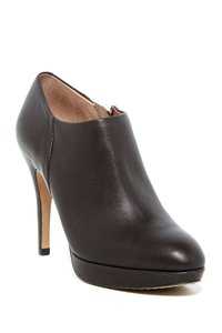 Vince Camuto #highheels #bootie #brownleather brown Boots
