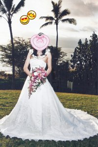 PRIVATE PARTY Wedding Dress