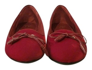 Tom Ford Red Flats