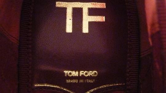 Tom Ford Red Flats Image 4