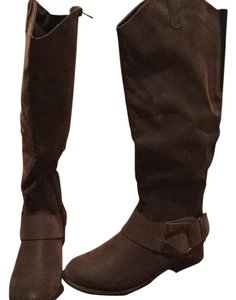 Curfew Brown Boots