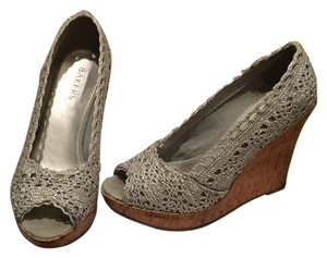 Bakers Silver Wedges