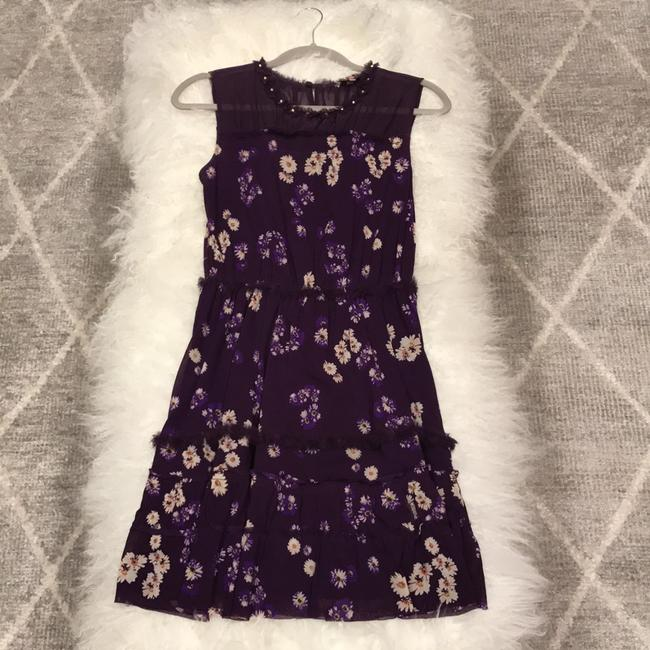 Juicy Couture short dress Blue on Tradesy Image 1