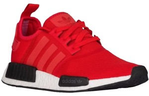 adidas Red/Black/White Athletic
