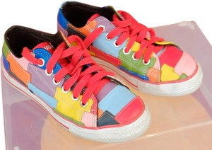 No Name Just Shoes Sneakers Multi Red Athletic