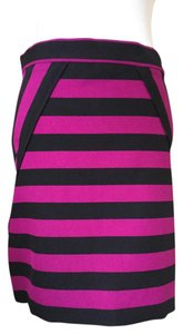 Marc Jacobs Cotton Skirt Pink and Black