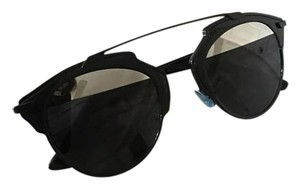 Dior Dior So Real Split Lens Mirrored Sunglasses, 48 mm