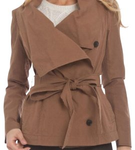 Soia & Kyo Taupe Brown Jacket