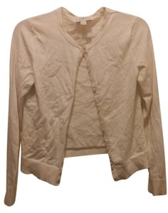 Ann Taylor LOFT Cream Jacket