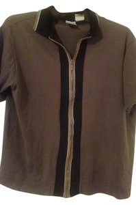 Other Men's Zip-up Polo Shirt