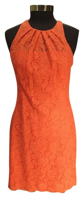 Preload https://img-static.tradesy.com/item/19689505/watters-coral-3223-bridesmaid-w38-short-cocktail-dress-size-8-m-0-1-650-650.jpg