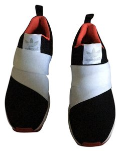 adidas Black white red Athletic