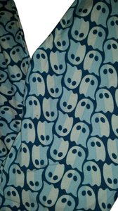 LuLaRoe LULAROE UNICORNBlue Ghosts HALLOWEEN OS Leggings 2016 Leggings