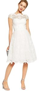 Chi Chi London Vintage Inspired Lace Wedding Dress