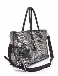 Liebeskind Tote in Silver