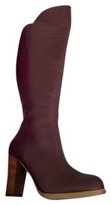 Lane Bryant Burgundy/Midnight Rose Boots