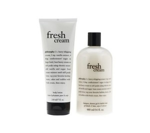 Other New Philosophy Fresh Cream Set