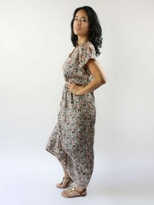 Multicolor Maxi Dress by Collective Concepts