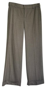 Vince Slouchy Trouser Cuff Trouser Pants BROWN