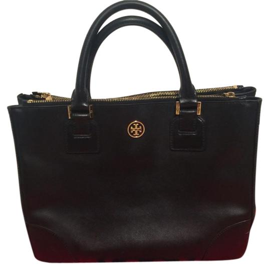 Preload https://img-static.tradesy.com/item/19690140/tory-burch-black-leather-satchel-0-1-540-540.jpg