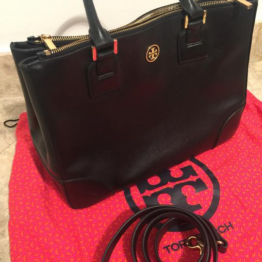 Tory Burch Satchel in Black Image 2