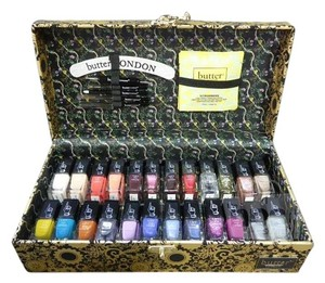 butter London Steampunk Ball Collection -G&G Ultimate Lacquer Tool Kit