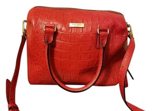 Kate Spade Crocodile New Trendy Cross Body Bag