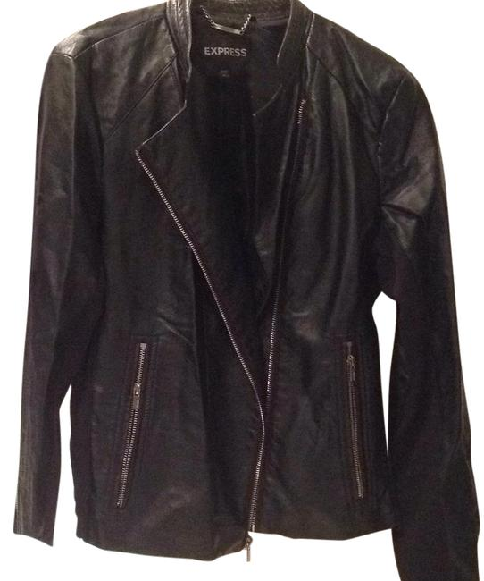 Preload https://img-static.tradesy.com/item/19690470/express-leather-jacket-size-12-l-0-1-650-650.jpg