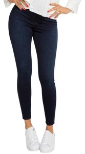 Spanx Jeggings-Dark Rinse