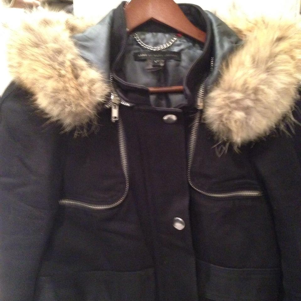 cced89b02fb2 Marc by Marc Jacobs Coat Size 12 (L) - Tradesy