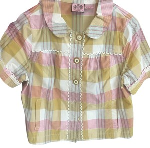 Juicy Couture Button Down Shirt Multi