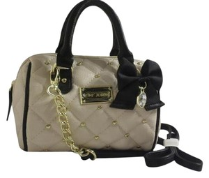 Betsey Johnson Convertible Small Cross Body Bag