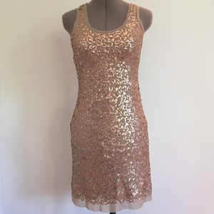Max Studio Sequin Formal Sleeveless Dress